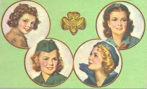 vintage girl scouts